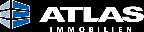 Atlas immobilien logo rgb white